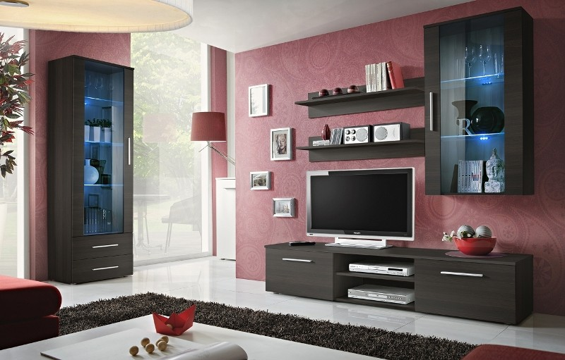 Bellis 3 - modern tv wandmeubels