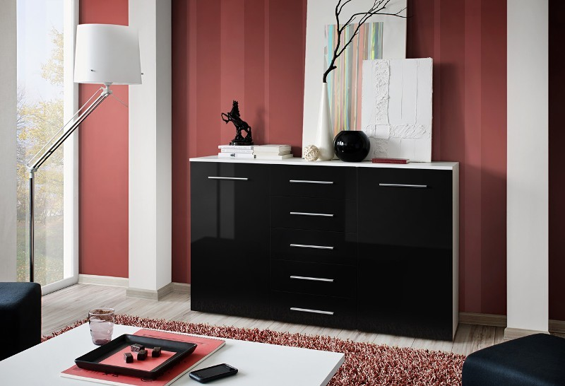 SB FOX 6 - design dressoir
