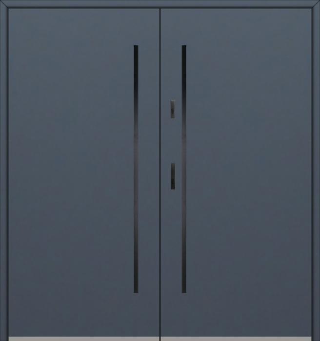 Fargo 1 double - dubbele toegangsdeuren / openslaande deuren