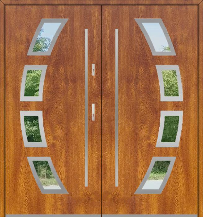 Fargo 21A double - dubbele voordeuren / openslaande deuren