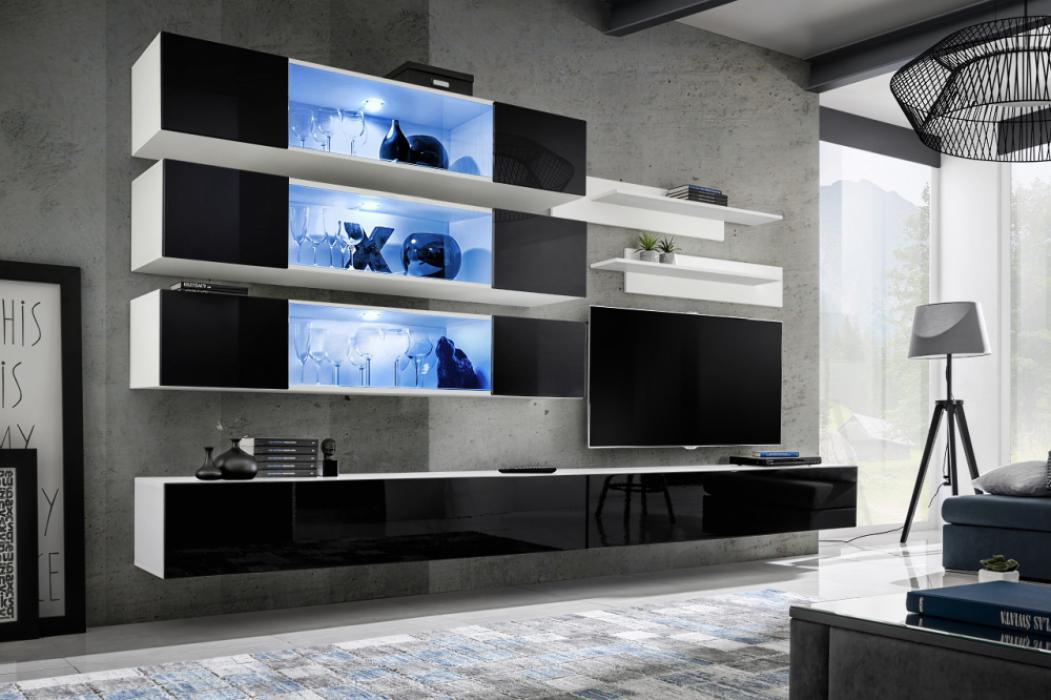 Idea J3 - Hoogwaardige TV wandmeubels