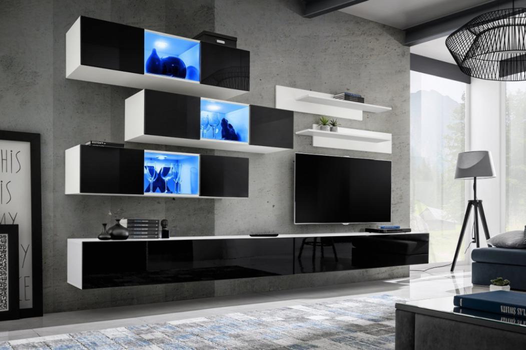 Idea K3 - tv meubel wit