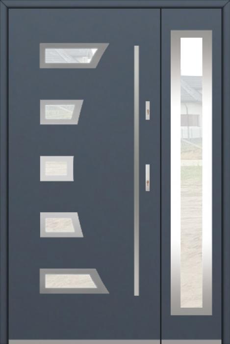 Fargo 23A DB - dubbele deur