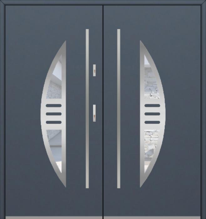 Fargo 24 double - externe Franse deur