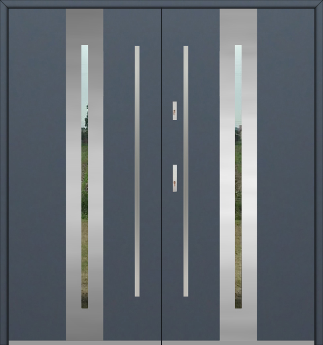 Fargo 26A double - dubbele voordeuren / openslaande deuren