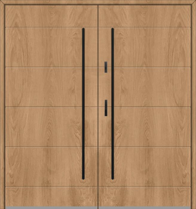 Fargo 26 C double - dubbele voordeuren / openslaande deuren