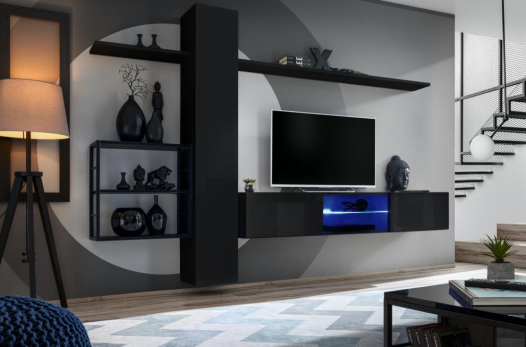 Shift M5 - modern wandmeubel voor de woonkamer