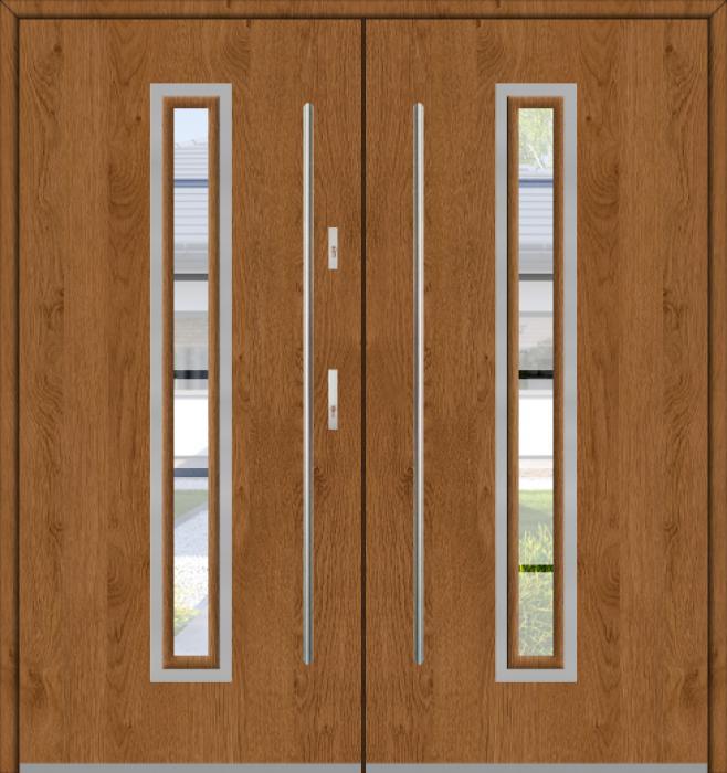 Fargo 29 double - dubbele voordeuren / openslaande deuren