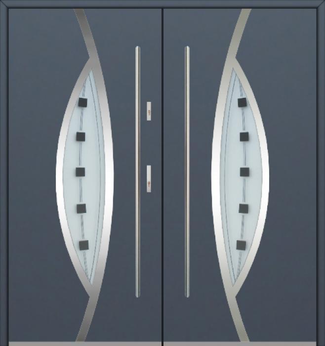 Fargo 31 double - dubbele voordeuren / openslaande deuren