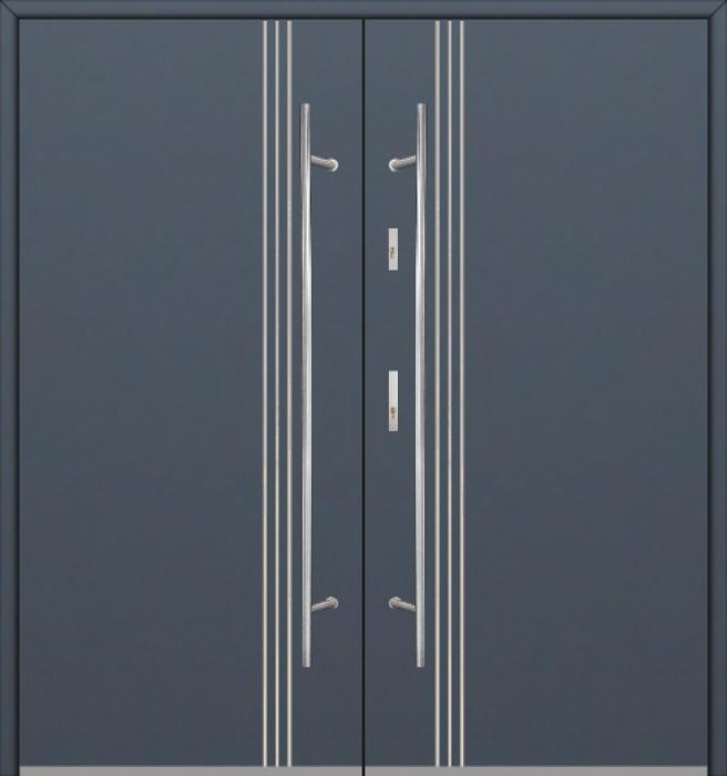 Fargo 32A double - dubbele voordeuren / openslaande deuren
