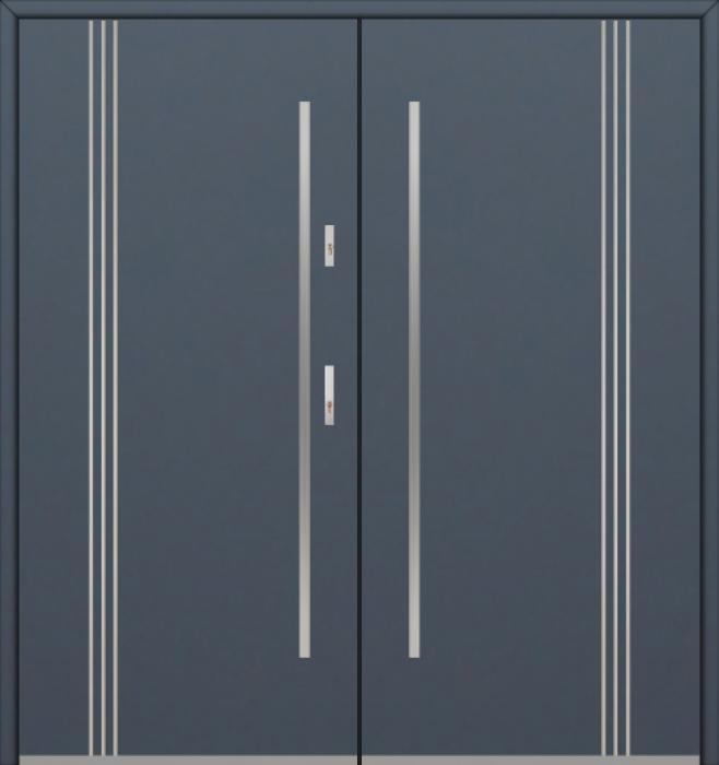 Fargo 32 B double - dubbele voordeuren / openslaande deuren