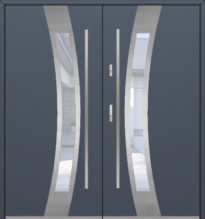 Fargo 38A double - dubbele voordeuren / openslaande deuren