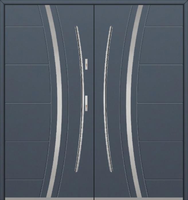 Fargo 40 double - dubbele voordeuren / openslaande deuren