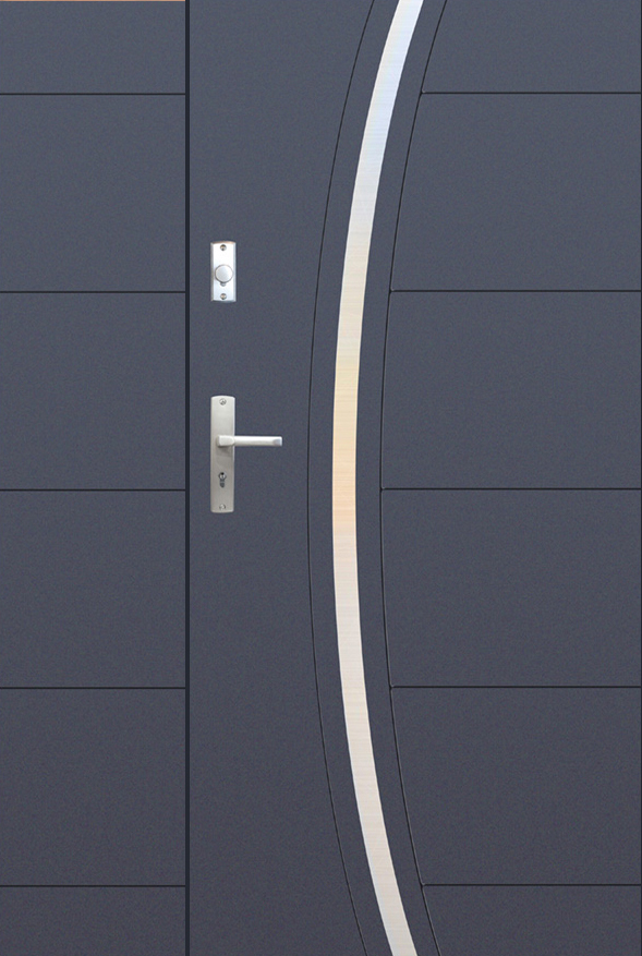 Fargo 40 DB - voordeur met kozijn