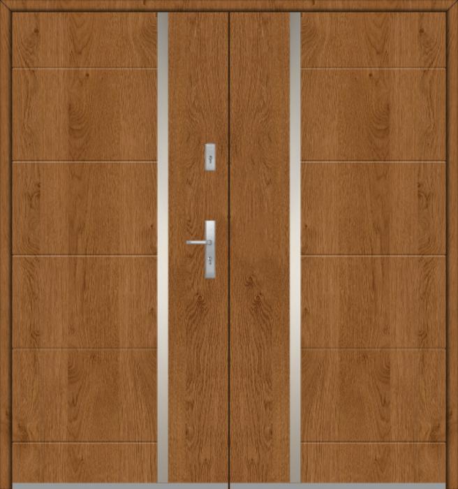 Fargo 41 double - dubbele voordeuren / openslaande deuren