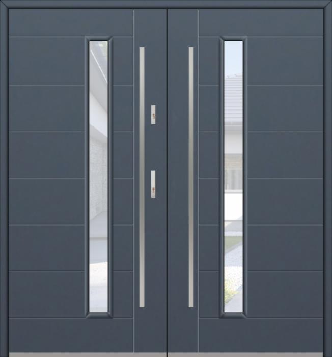 Fargo 42 double - dubbele voordeuren / openslaande deuren