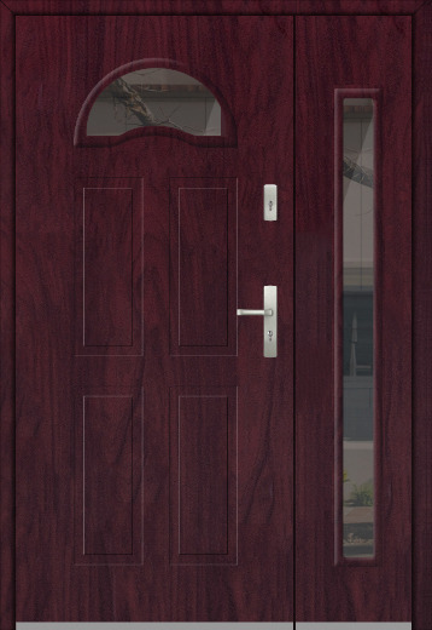 Fargo 4db - deur met glas