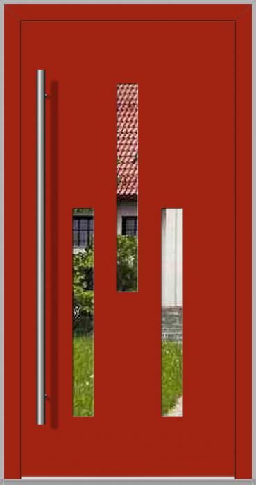 LIM TURMA - moderne aluminium voordeur
