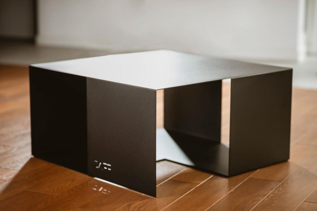 ZAFF 105 - zwarte salontafel