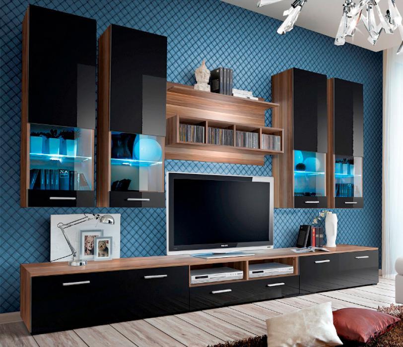 Torino 3 - design meubels woonkamer