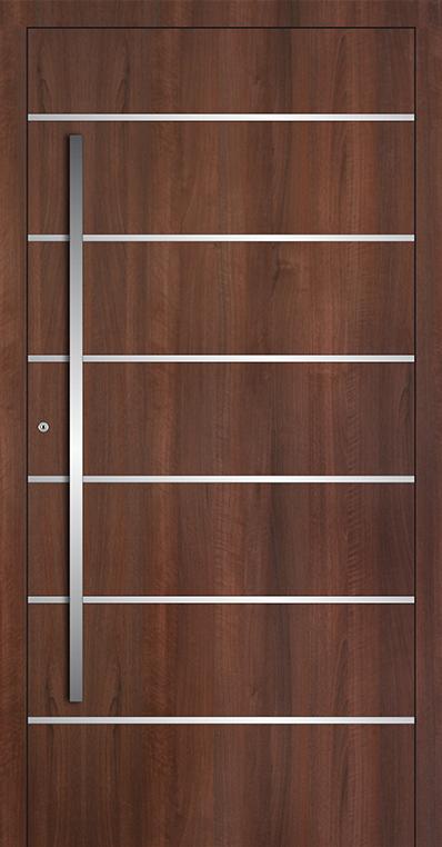 LIM AP04 - aluminium glazen voordeur