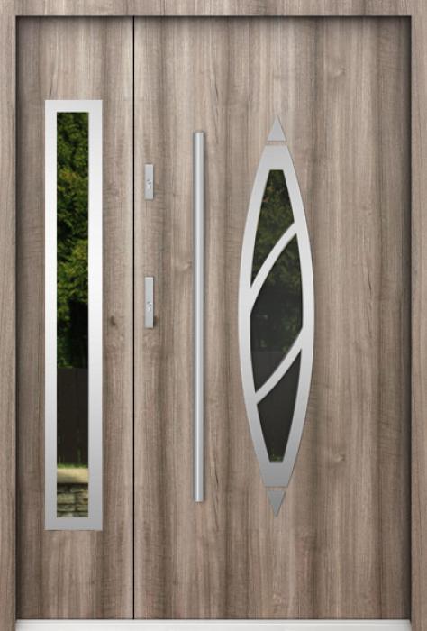 Sta Aries Duo - enkele deur met zijpanelen