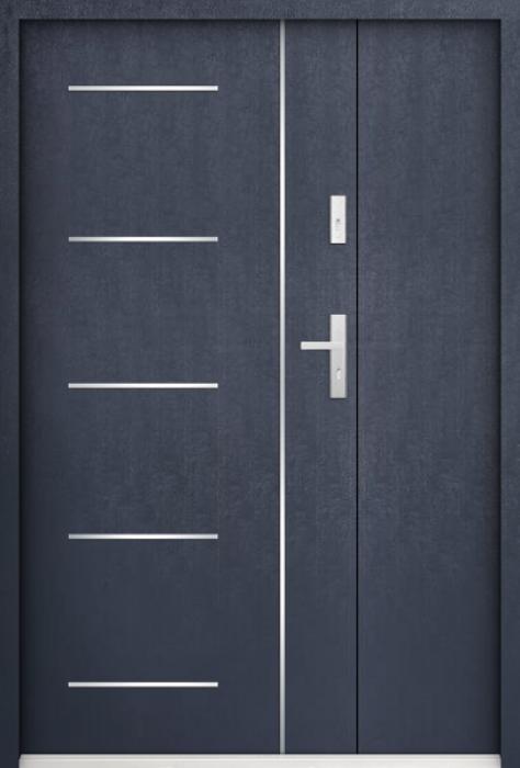 Sta Cortez Uno - enkele deur met zijpanelen