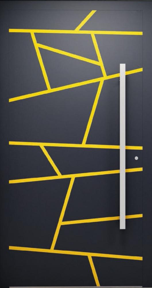 LIM W360 - moderne aluminium voordeur