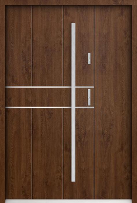 Sta Darwin Uno - voordeur met kozijn