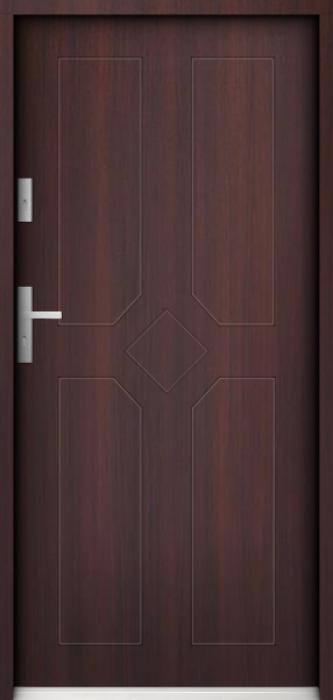 Pires - nieuwe buitendeur