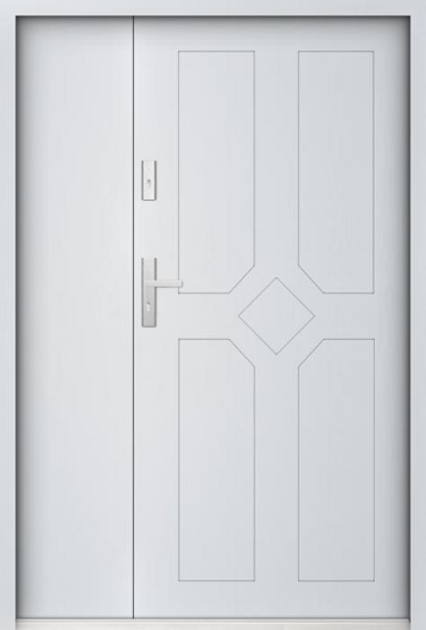 Sta Drake Duo - enkele deur met zijpanelen