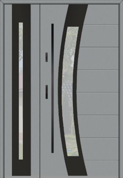 Fargo 38 DB - enkele deur met zijpanelen