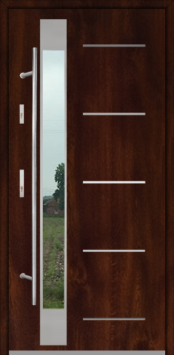 Fargo Fi07E - stalen deur