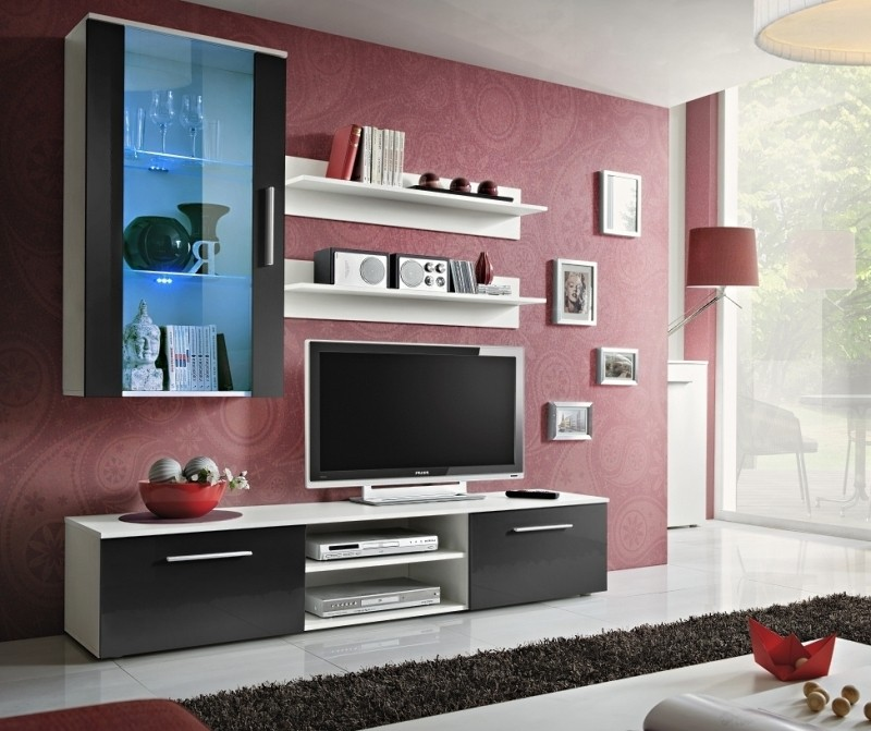 Carlisle 4 - tv meubel wit