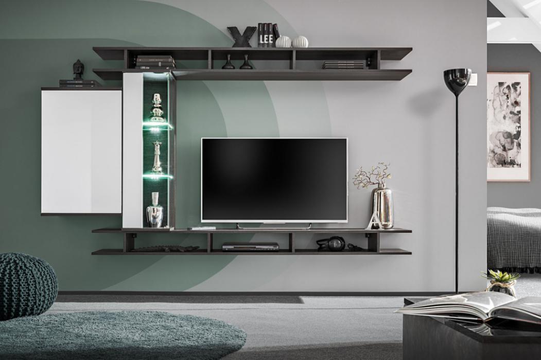 Asgam - modern tv wandmeubels