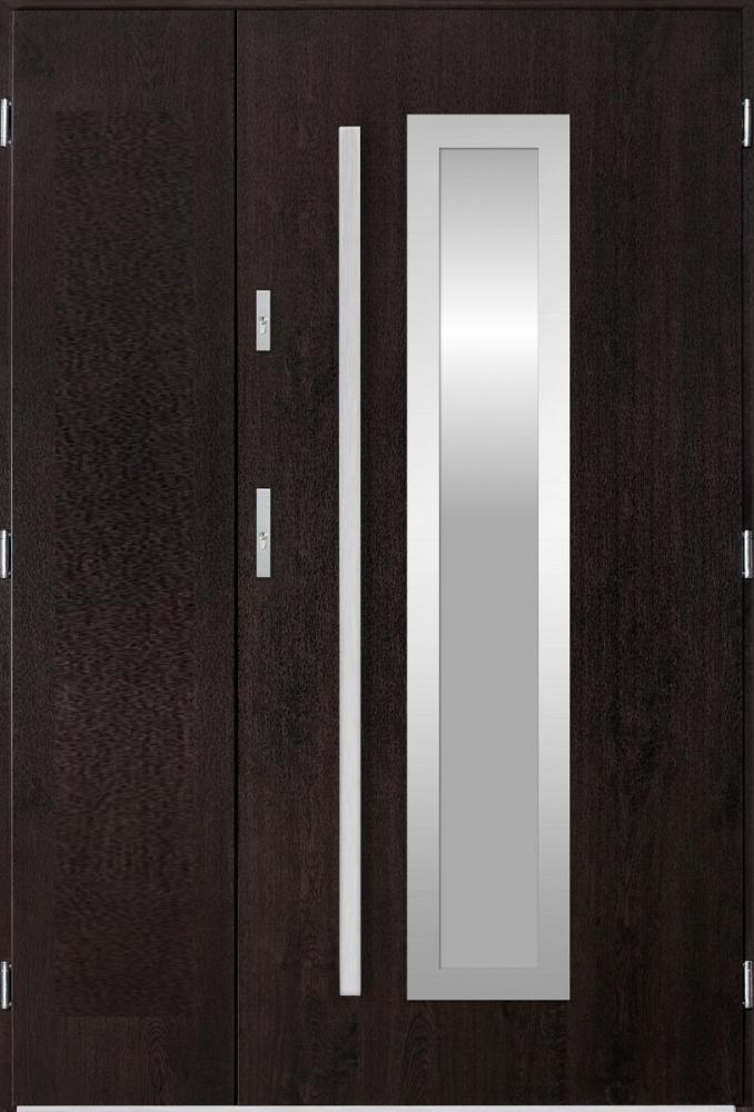 Sta Hevelius Uno - stalen deur