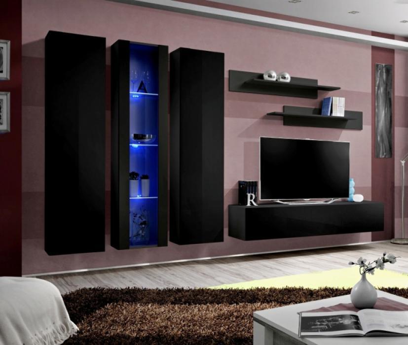 Idea 5 - Hoogwaardige TV wandmeubels