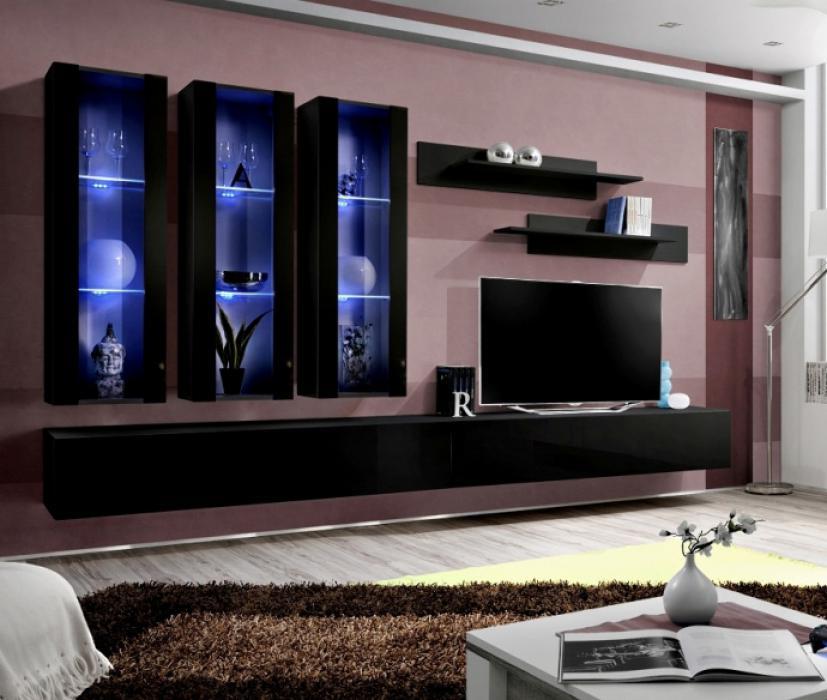 Idea E1 - wand dressoir