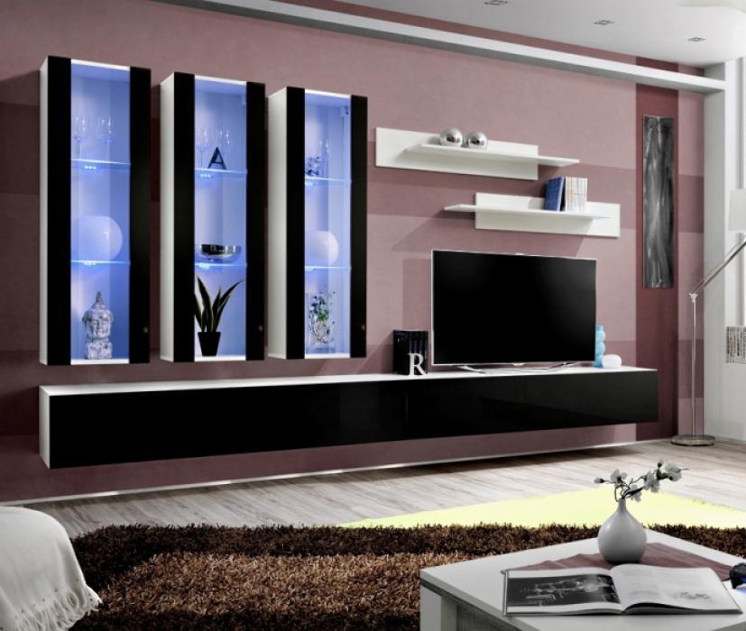 Idea E2 - Hoogwaardige TV wandmeubels