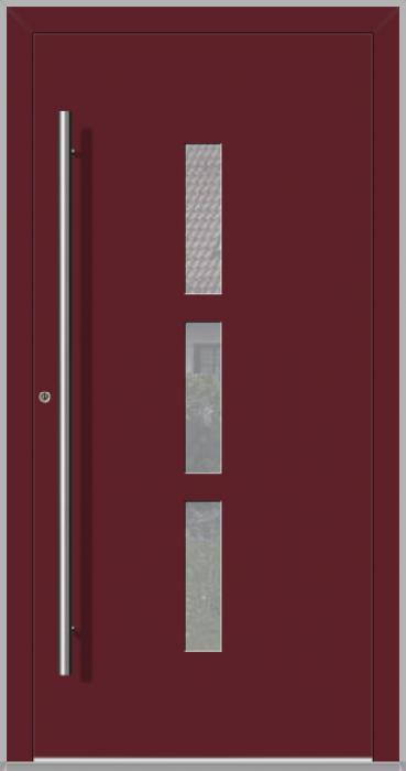 LIM Modus - aluminium voordeuren voor woningen