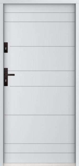 Sta Irala - goedkope stalen deuren