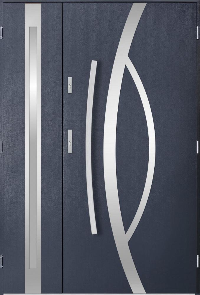 Sta Kastor Duo - enkele deur met zijpanelen