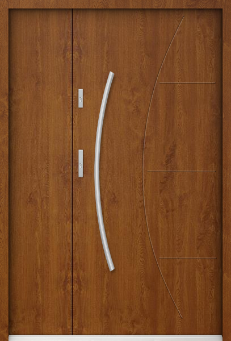 Sta Linx Uno - nieuwe deur