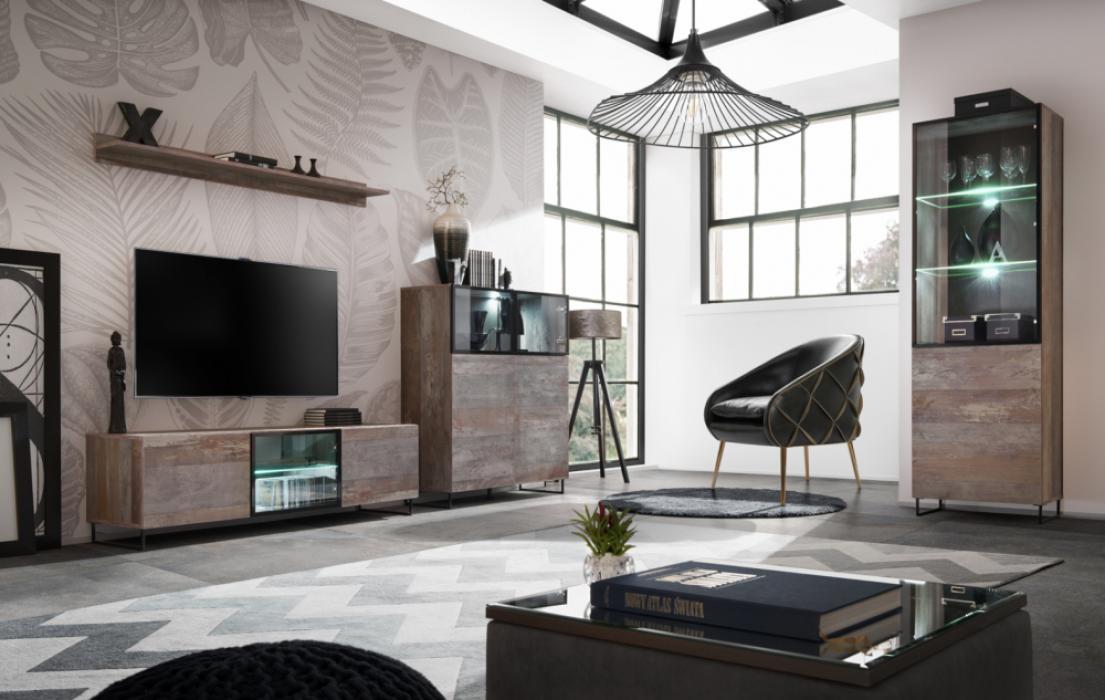 Pomona - zwevend tv