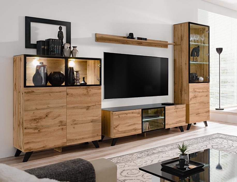 Tampa - design meubels woonkamer