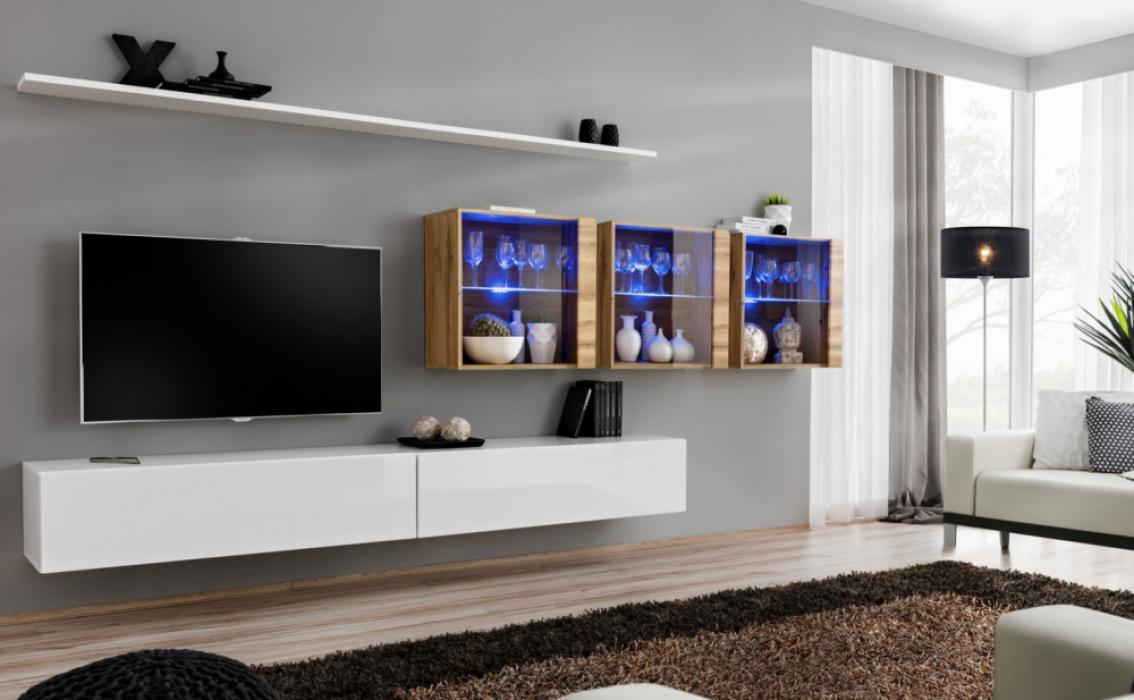 Shift 17 - Hoogwaardige TV wandmeubels