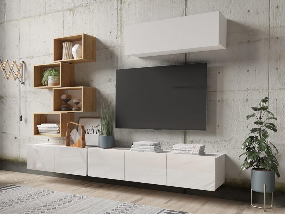 Cela 29 - modern tv-meubel in hoogglans