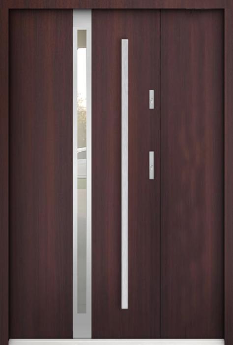 Sta Lemos Uno - stalen deur