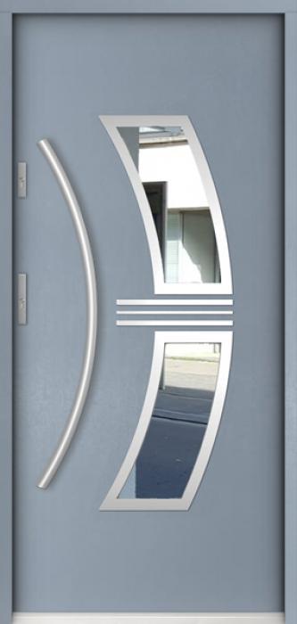 Sta Sirius - voordeur met glas