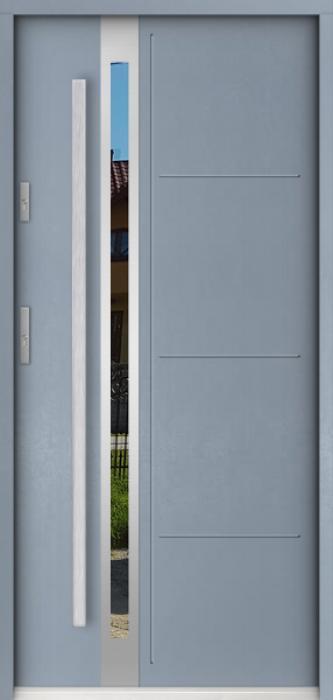 Sta Galileo - moderne voordeur